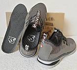 Silver active мужские летние кожаные туфли кроссовки сетка легкие и удобные, фото 7
