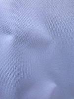 Ткань палаточная Оксфорд 600D PU 210g с пропиткой белая Oxford