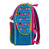 """555162 Рюкзак шкільний каркасний 1 Вересня H-11 """"Trolls"""", фото 4"""