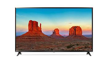 Телевизор LG 65UK6100 (Smart TV / Ultra HD / 4К / PPI 1600 / Wi-Fi / Ultra Surround / DVB-C/T/S/T2/S2)