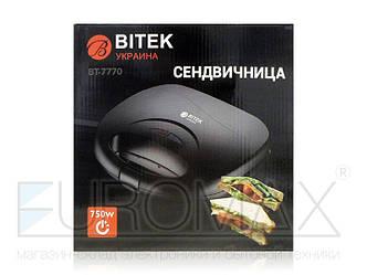 Сендвичница 750Вт BITEK 6шт BT-7770