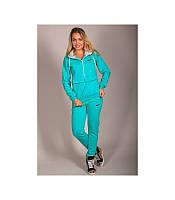 Женский спортивный костюм Nike утепленный от 42-48