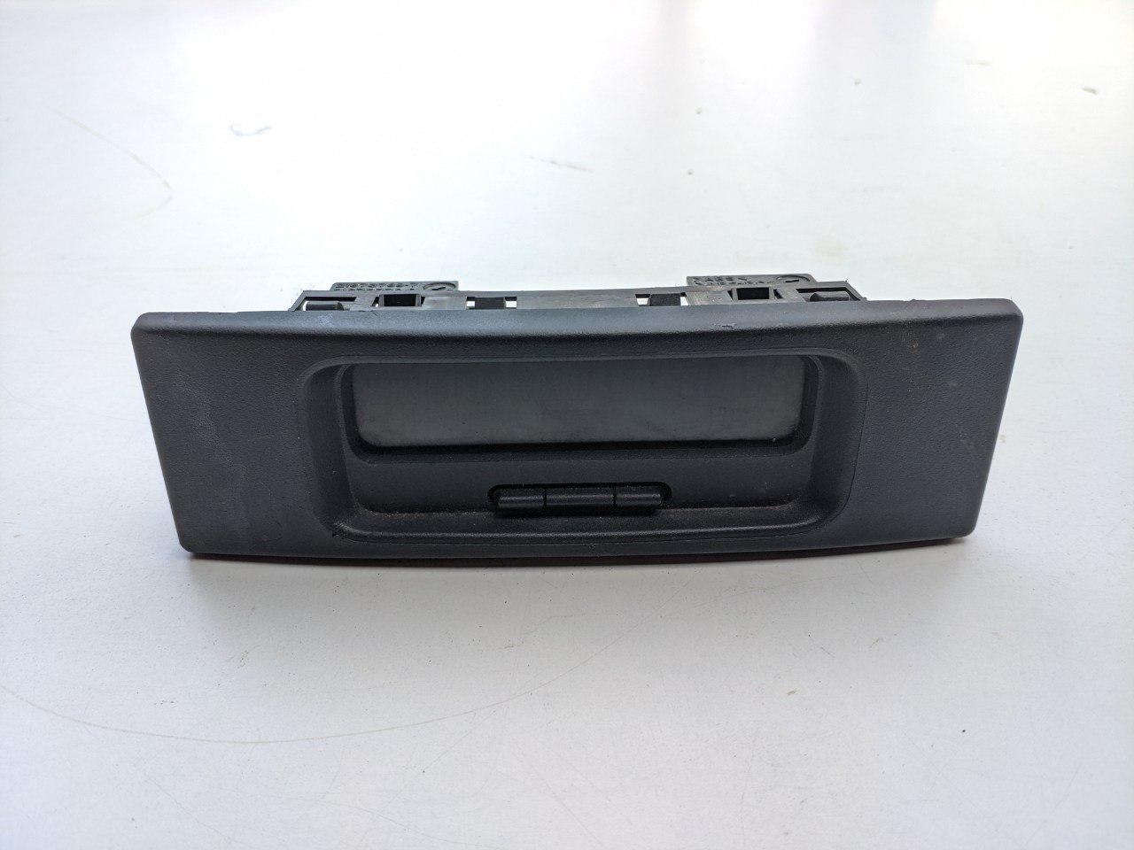 Дисплей (екран, табло) Renault Trafic, Nissan Primastar 2001-2014, 8200584888 (Б/У)