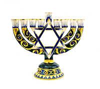 Підсвічник Менора на 9 свічок (№3)