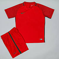 Спортивный комплект формы для команд - 479378309 Красный, M