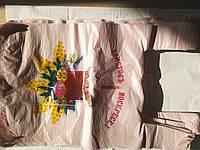 Пакет- майка с пасхальным рисунком