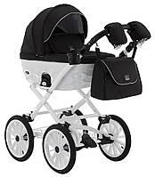 Детская универсальная коляска 2 в 1 Adamex Chantal Retro C6