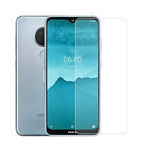 Защитное стекло CHYI для Nokia 6.2 0.3 мм 9H в упаковке