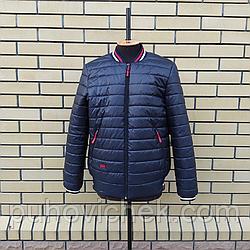 Весенняя мужская куртка бомбер размеры 50-60