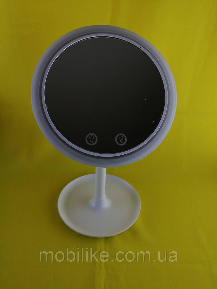 Зеркало с подсветкой для макияжа с вентилятором COSMO MIRROR LED