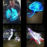 Голографический 3D проектор вентилятор Holographic FAN / Голографический 3d проектор вентилятор, фото 10