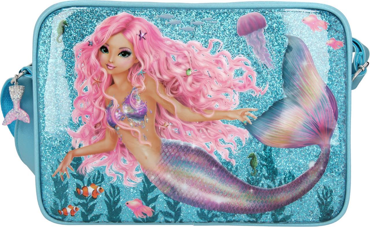 TOP Model Сумка ТОП Модель Русалка (Fantasy model by Depesche 11047 Design Sweet Mermaid)