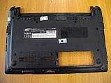 Корпус низ, Нижняя часть корпуса BA75-02358B Samsung NP-N148, NP-N145, N148, N150 БУ, фото 2