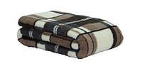 Плед меховой шерстяной 150х205