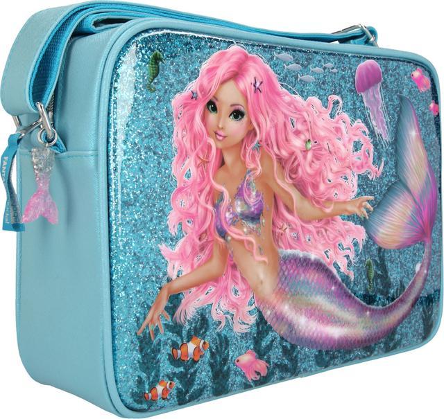 TOP Model Сумка ТОП Модель Русалка (Fantasy model by Depesche Design Sweet Mermaid)