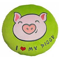 """М`яка ігр. """"Подушка-253"""" (""""I love my piggy"""") №ПД-0253"""