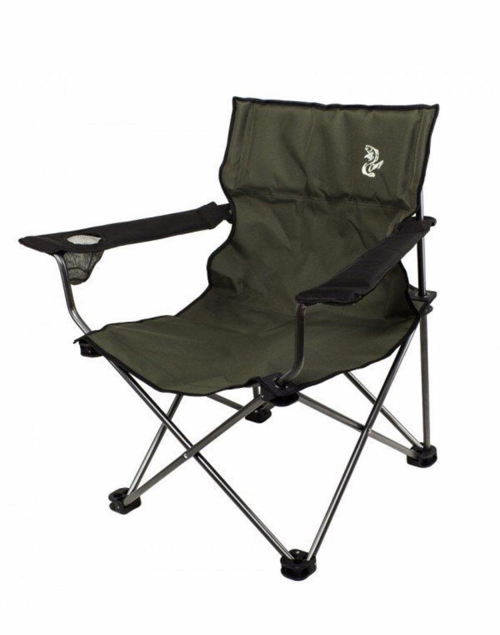 Кресло складное с мягкими подлокотниками Elektrostatyk F1