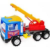 Машина-кран Супер Трек Kinder Way 14-003-1