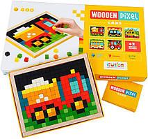 "Мозаїка ""Wooden pixel 4"" 14903"