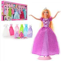 """Лялька """"Defa"""" 29 см, одяг, взуття 8266"""
