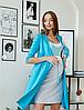 Комплект для беременных и кормящих мам, NW-4.3.1.2, голубой с серым меланжем