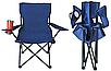 """Кресло складное для пикника и рыбалки """"Паук"""" ПОЛЬША, фото 2"""