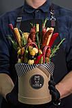 Чоловічий букет Залізний Шарм безалкогольний їстівний вітальний, фото 2