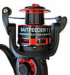 Salmo Elite BAITFEEDER 7 3000 BR / 6+1 катушка безынерционная рыболовная фидерная, фото 2