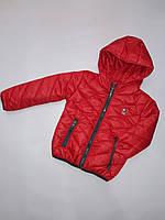 Детская куртка цвета разные 92-116 см синтепон