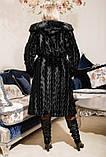 Шуба - черная волна, фото 2