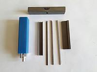 Слесарный набор отмычек для перфорированных, лазерных, луночных замков (импрессионая фольга) тип ― 3