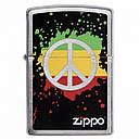 Зажигалка Zippo Peace Splash, 29606, фото 3