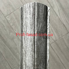 Штакетник 130мм Под Дерево Ясень 3Д