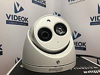 4 Мп HDCVI видеокамера DH-HAC-HDW1400EMP-A (2.8 мм)