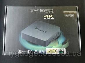 ТВ-приставка со смартом  MXQ 4K (2 Gb RAM / 4 Gb Flash)