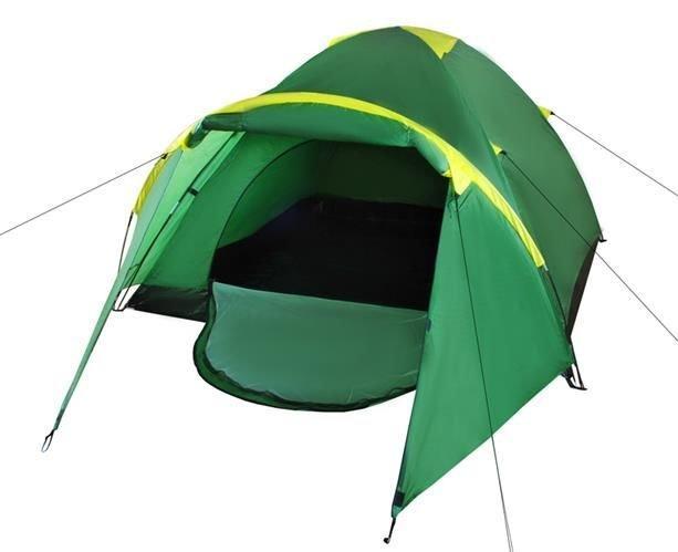 Туристическая палатка 2-4 местная