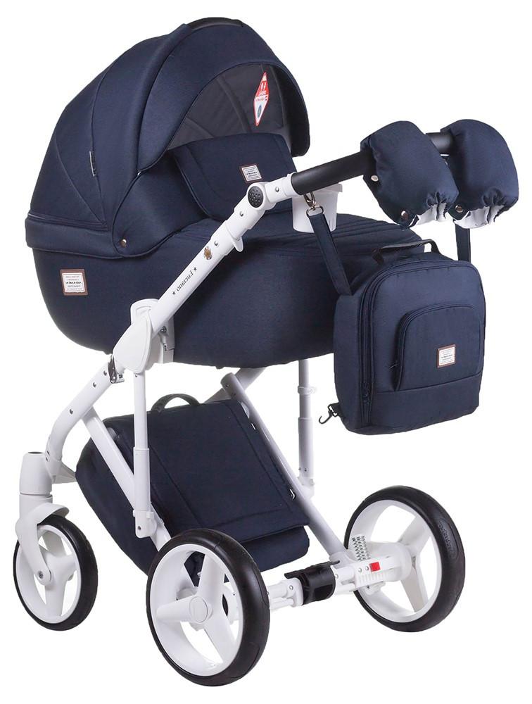 Детская универсальная коляска 2 в 1 Adamex Luciano Q-5
