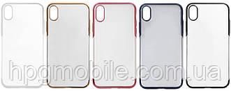 Чехол для iPhone XR - Baseus, прозрачный, пластик