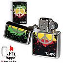 Зажигалка Zippo Peace Splash, 29606, фото 5