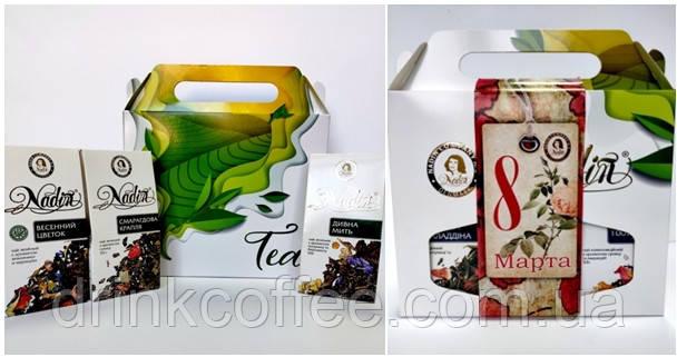 Подарунковий чайний набір №4 (3*50г)
