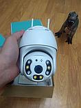 Камера видеонаблюдения PTZ WiFi xm 2mp, фото 3