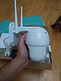 Камера видеонаблюдения PTZ WiFi xm 2mp, фото 4