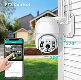 Камера видеонаблюдения PTZ WiFi xm 2mp, фото 8