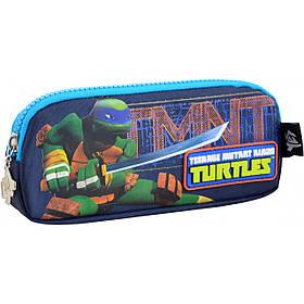 Пенал мягкий 1 Вересня Turtles 531918