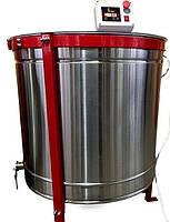 Медогонка хордиальная (кассетная) на 6 кассет МК-6(230мм) 12В, Бистар, фото 1