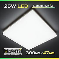 Світлодіодний світильник LUMINARIA NLS-25W AC170-265V 25Вт 2350Lm 5000K (настінно-стельовий)