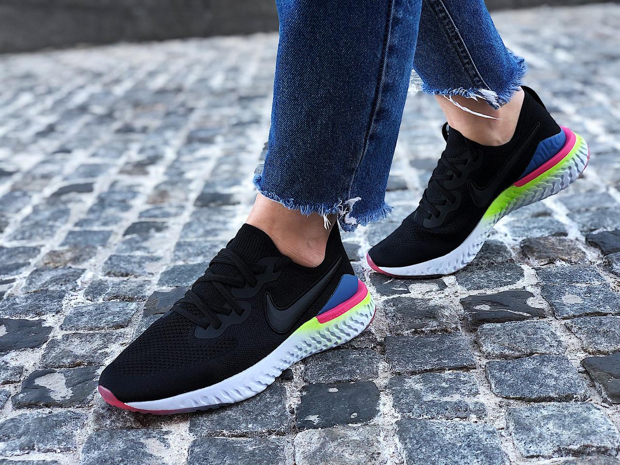 Кросівки жіночі Nike Epic React Flyknit (Розміри:37)