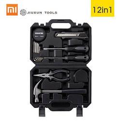 Набор инструментов Xiaomi Jiuxun Tools Toolbox 12 предметов Лучшая цена!