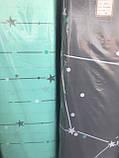 """Комплект постельного белья двуспальный ТМ """"Ловец снов"""", Созвездие грин, фото 2"""