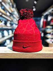 Шапка зимняя Nike / SPK-1019 (Реплика)